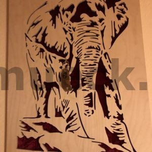 Elefant Birke